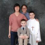 photographe communion studio fenain
